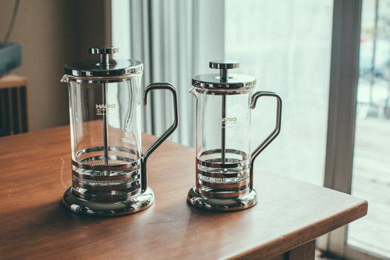 bình pha cafe kiểu pháp