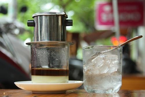cafe phin truyền thống