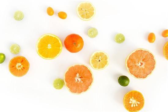 cam chanh trái cây quen thuộc