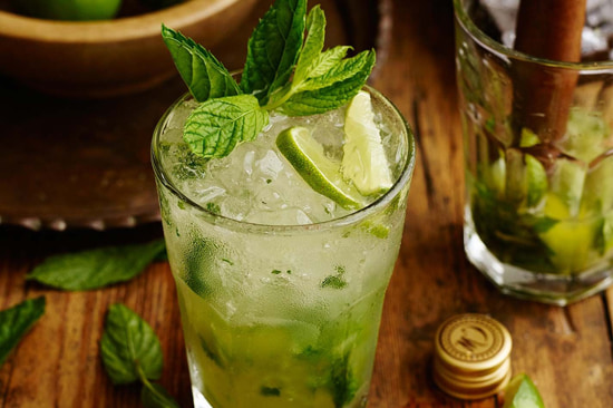 cocktail mojito truyền thống