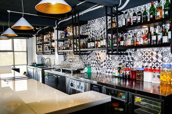 đầu tư quán bar hoàn chỉnh