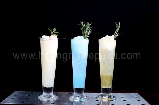 đồ uống sáng tạo mới