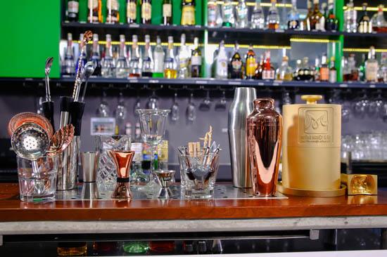 dụng cụ Bartender