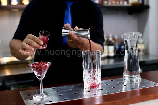 dùng ly highball