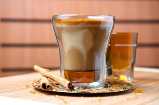 hình ảnh cà phê miel