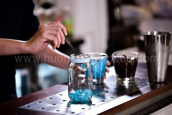 hình ảnh thạch rau câu trà sữa