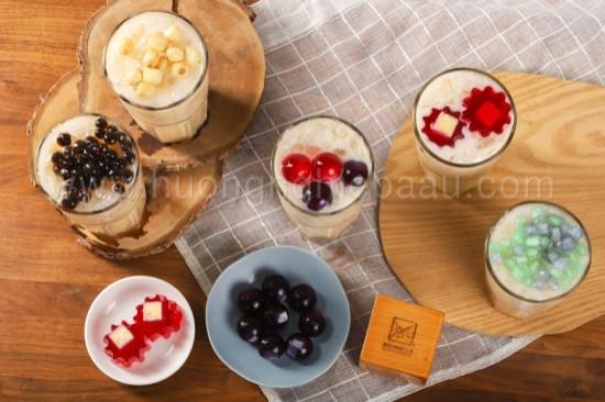 hình ảnh Topping trà sữa
