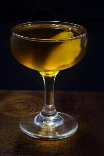 hình cocktail Bijou