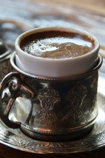 hình cà phê thổ nhĩ kỳ