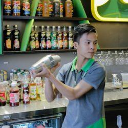 hinh pha che barista