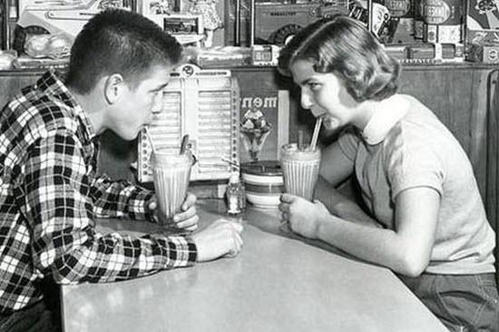 milkshake có sức quyến rũ đặc biệt