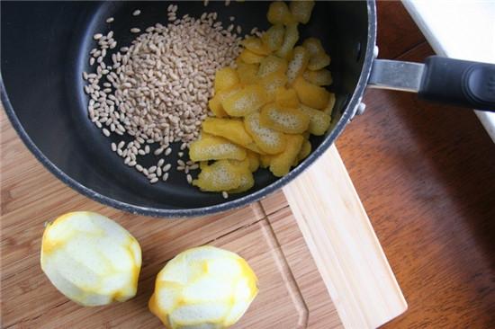 nấu nước lúa mạch