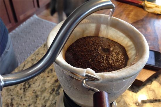pha cà phê vợt cần kỹ năng