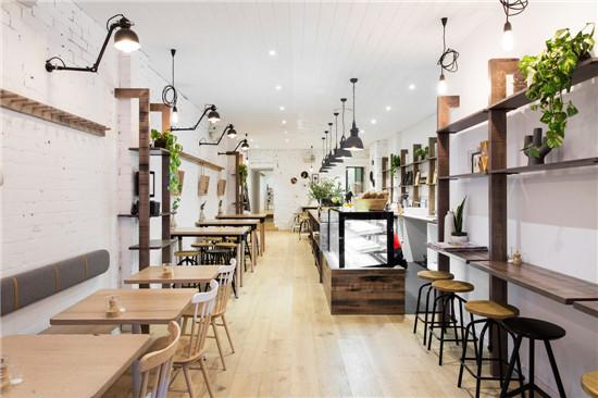 quán cafe phong cách decor