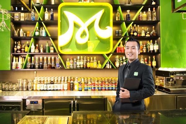 quản lý bar