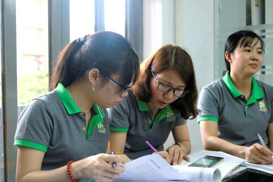 rèn luyện tập trung học