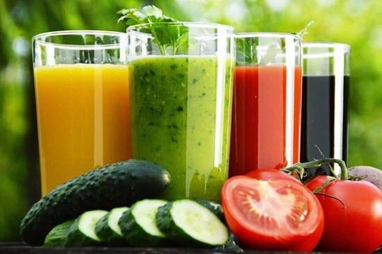 uống detox tăng cường miễn dịch