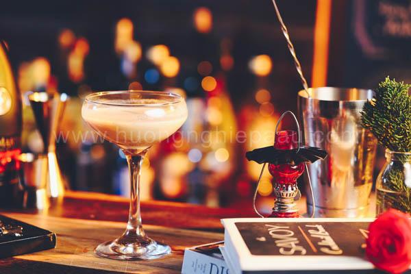 cách làm cocktail