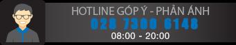 hotline góp ý dạy pha chế
